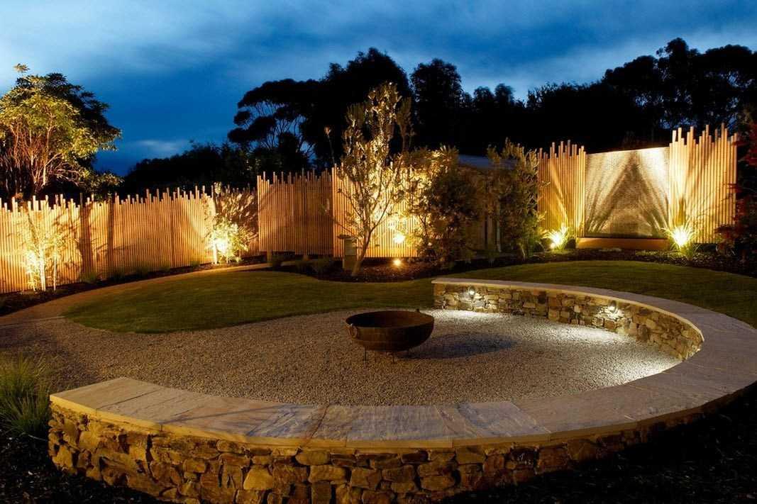 Садовое освещение 10