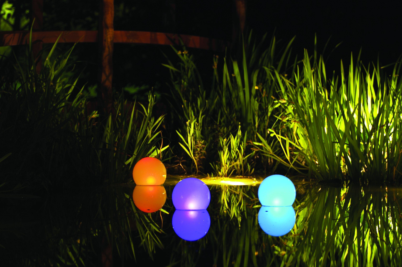 Садовое освещение 11