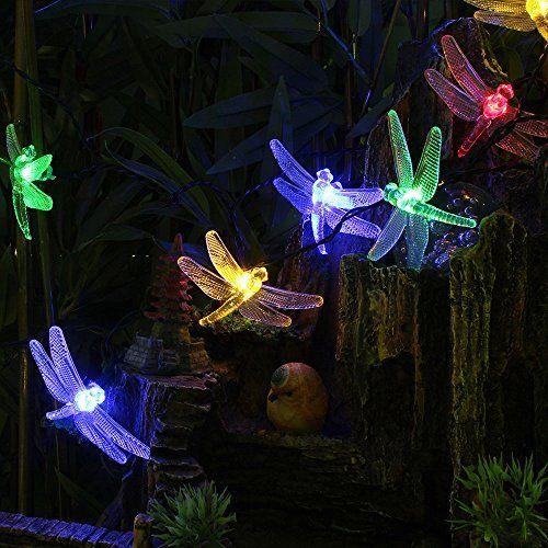Садовое освещение 13