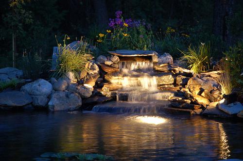 Садовое освещение 16